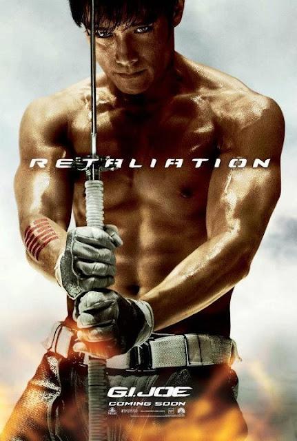 """Nuevo Video Clip de """"G.I. Joe: La venganza"""", con mucha más acción ninja"""