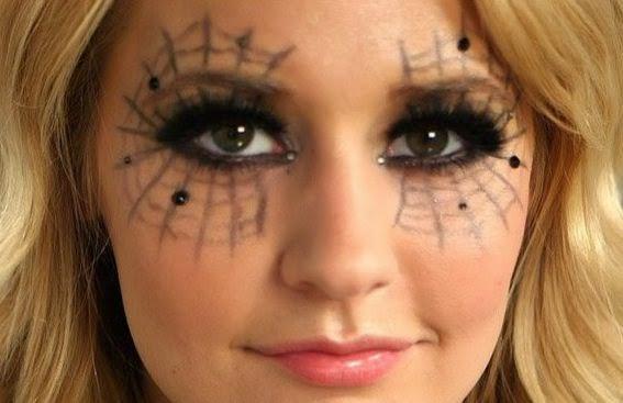 cmo maquillar los ojos en halloween