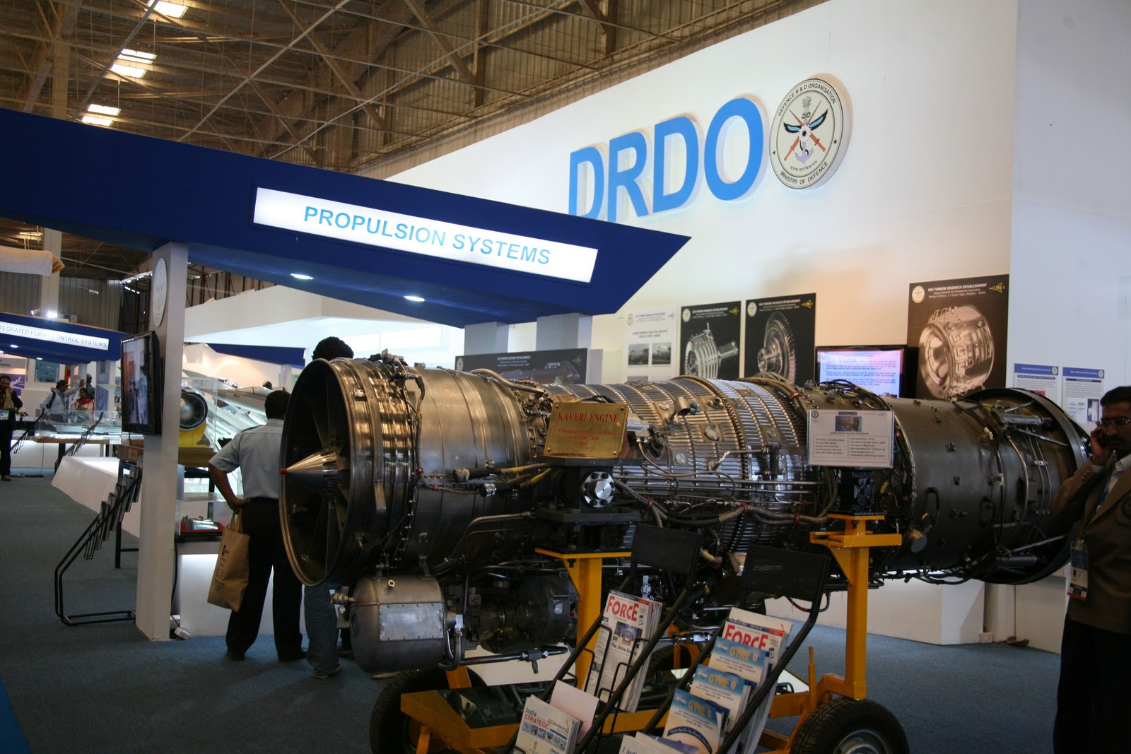 Indian Kaveri aero engine