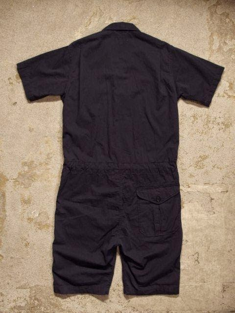 Engineered Garments Combi Suit - French Twill Spring/Summer 2015 SUNRISE MARKET