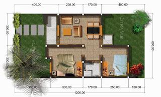desain rumah minimalis terbaik