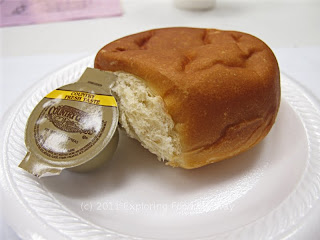 Dinner Roll with Margarine