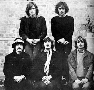 Los efímeros Pink Floyd como quinteto
