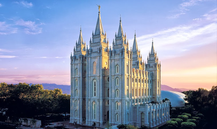 For Questions about the Church of Jesus Christ of Latter-Day Saints visit http://mormon.org
