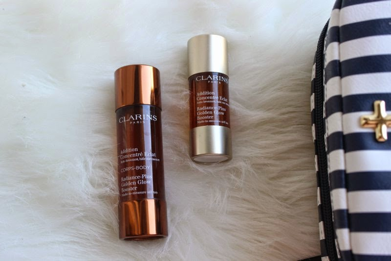 Clarins Self Tanning Radiance-Plus Golden Glow Booster for the Body