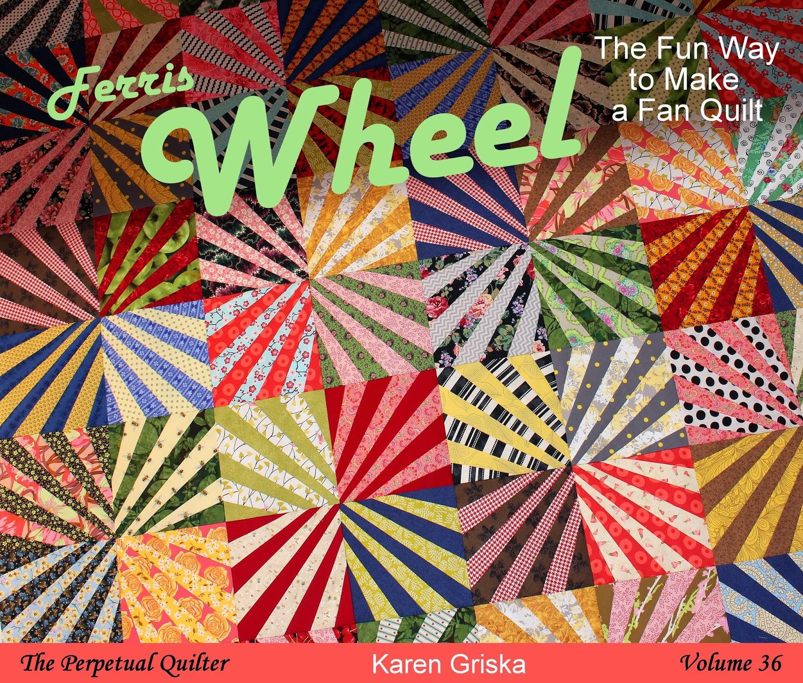 Selvage Blog Ferris Wheel The Fun Way To Make Fans