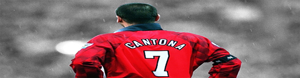A gola do Cantona