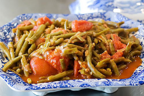 REVIEW: Spanish Green Beans | Pioneer Woman Recipe Review
