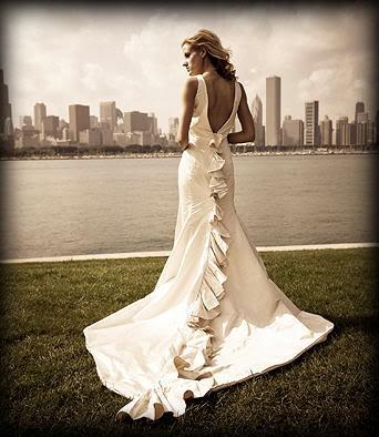 Baju pengantin modern Wanita