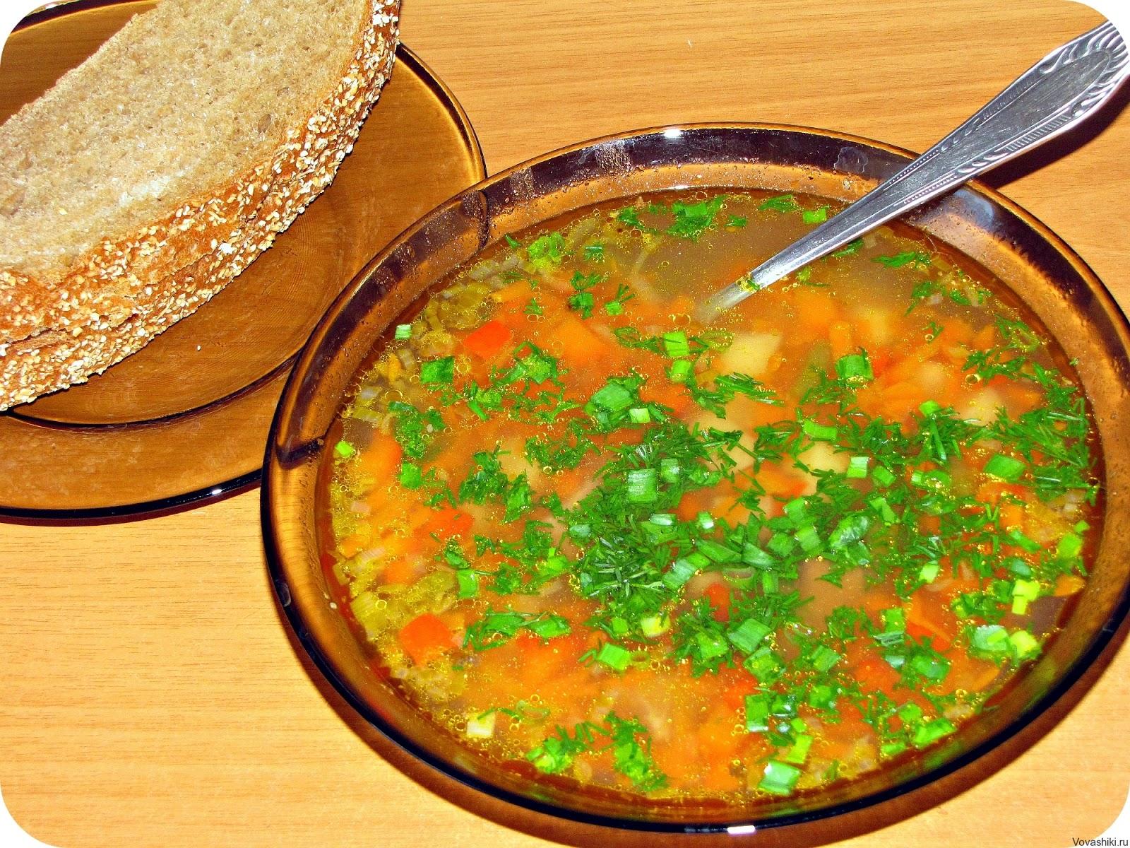 Суп крестьянский рецепт как в садике