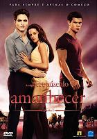 DVD de AMANHECER PARTE 1 (Simples)