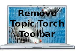 entfernen Topic Torch Toolbar
