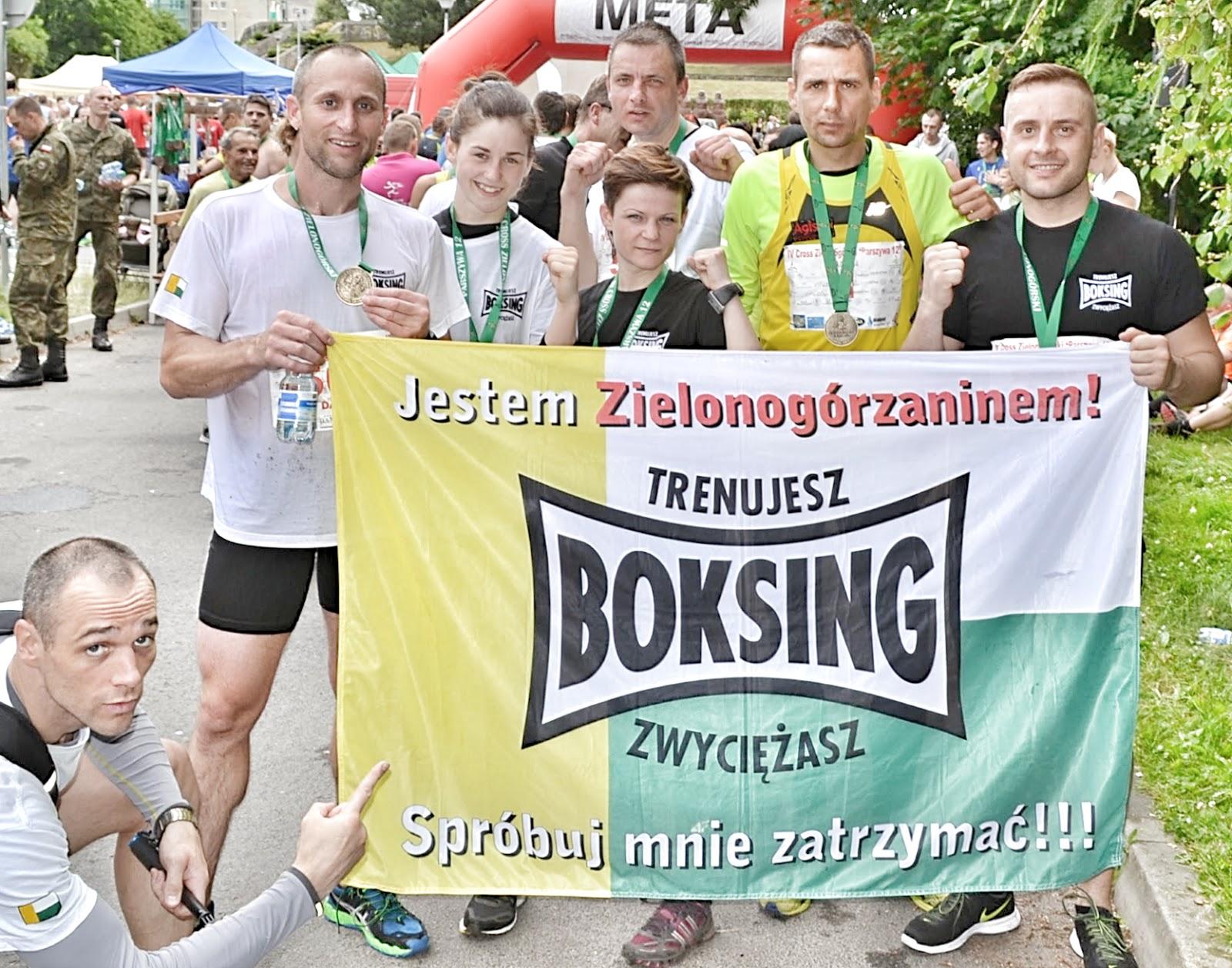 sport, biegi, treningi, Zielona Góra, cross, Parszywa Dwunastka, nabór