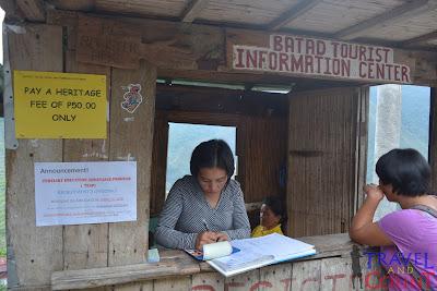 Batad Tourist Registration Center
