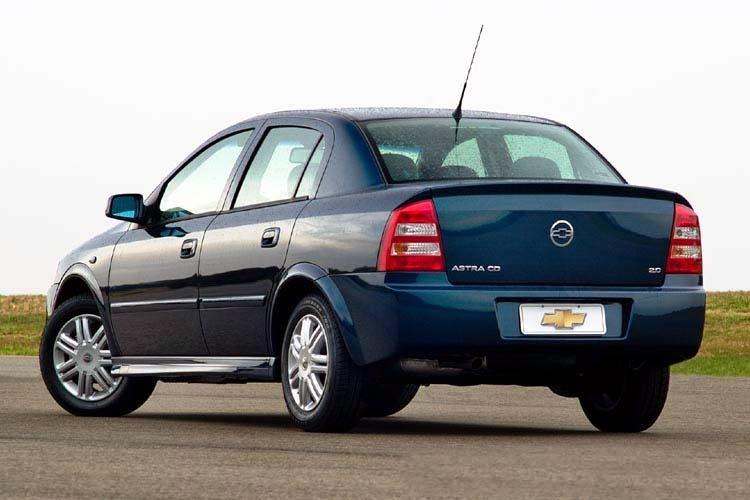 Four Wheel Drive Magazine Todo Sobre El Chevrolet Astra 2001 2006