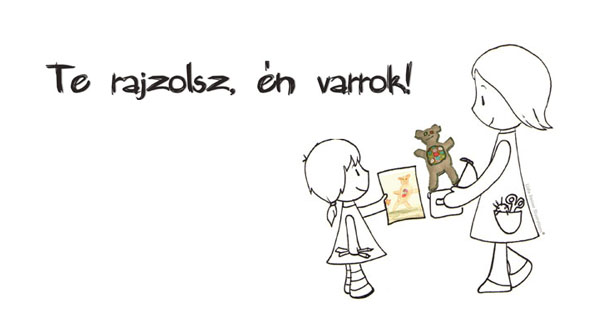 Te rajzolsz n varrok!