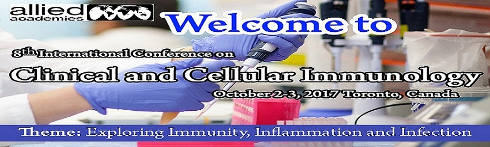 8<sup>th</sup> International Conference on Clinical and Cellular Immunology