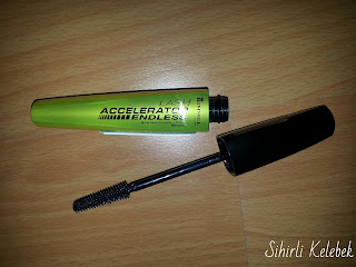 Rimmel London, Lash Accelerator Endless