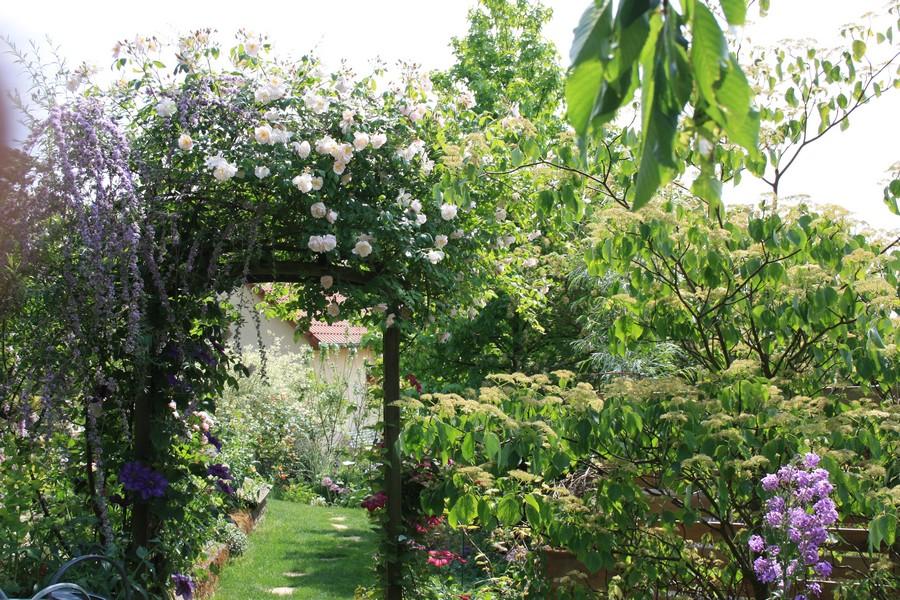 Visite au jardin des grandes vignes le blog de mon doubs for Jardin a visiter