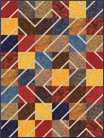 Free pattern! Marvelous Maze
