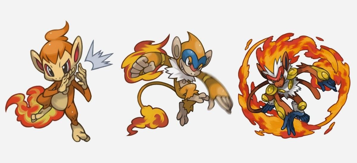Top 5 de pokemon iniciales hasta el da de hoy  ATamashi