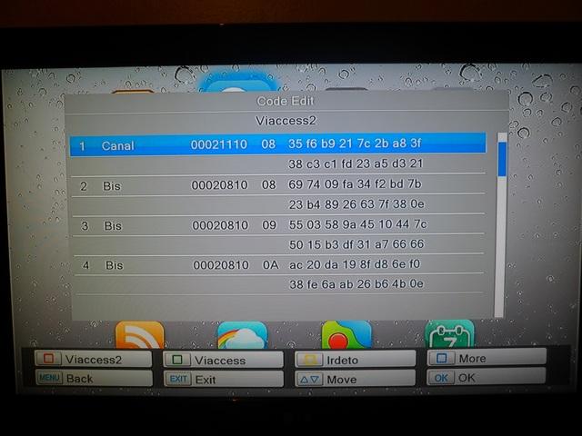 sam0831+4 AZBOX BRAVISSIMO HD ADCIONAR CHAVES BI$$ COMPLETO 07/06