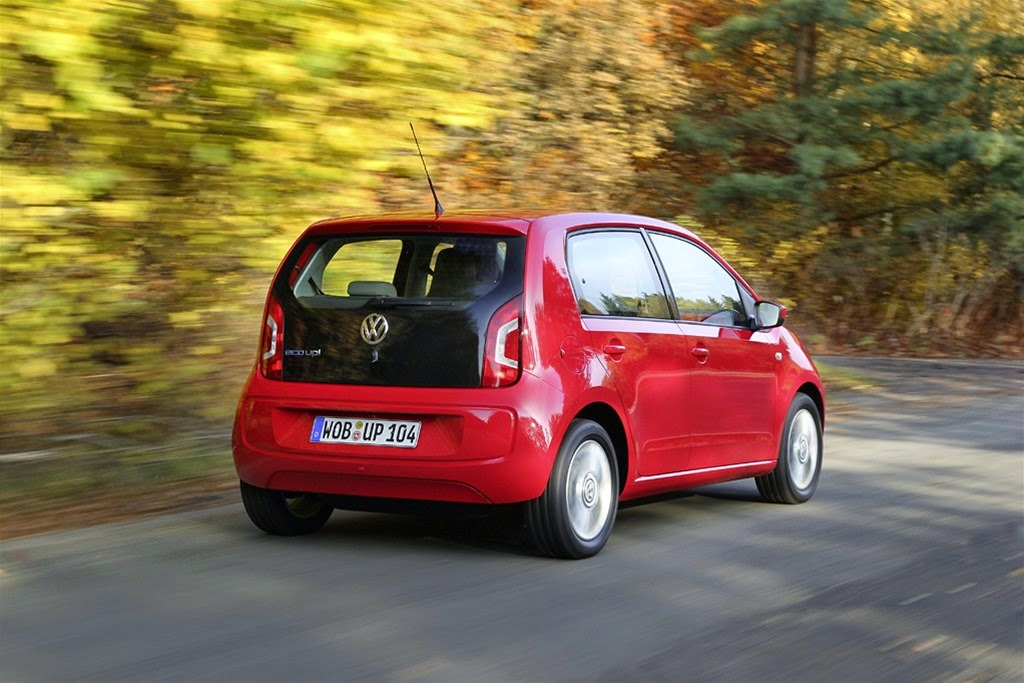 volkswagen up new small family vw is starting. Black Bedroom Furniture Sets. Home Design Ideas