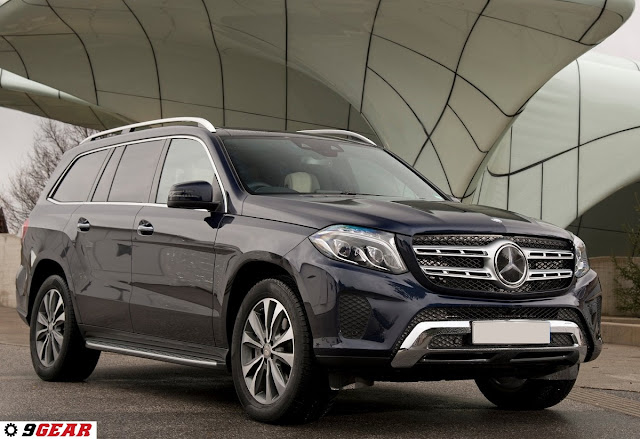 The s class among suvs the new mercedes benz gls car for 2017 mercedes benz gls350d 4matic