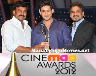 CineMAA Awards 2012 – Event Full Videos