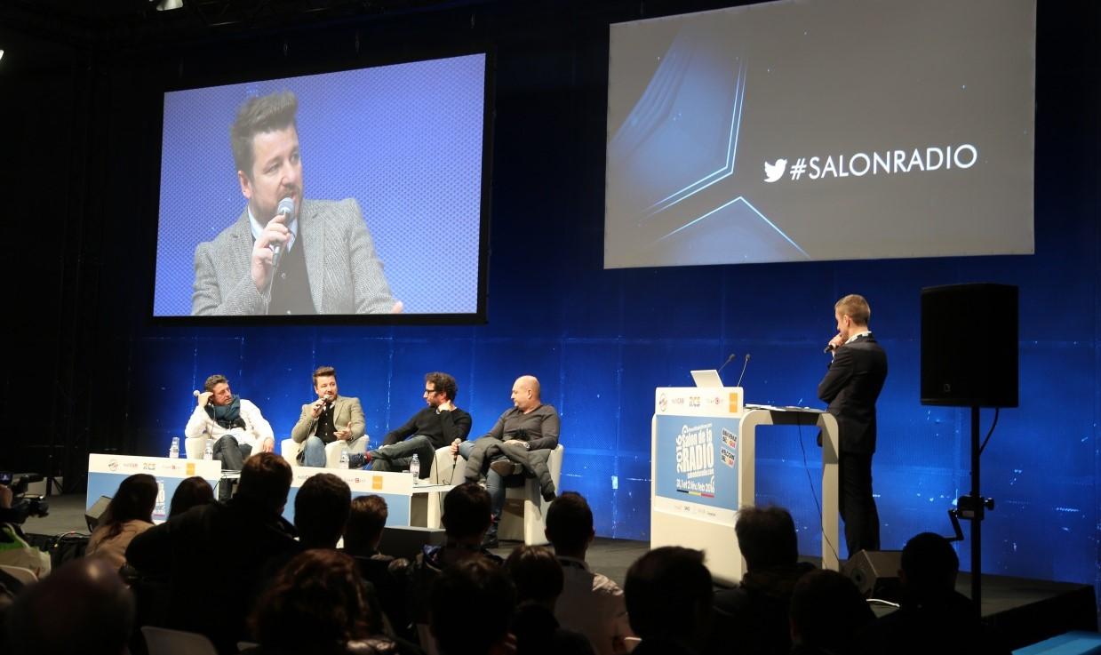ESPAÑA, PAÍS INVITADO EN LA EUROPEAN RADIO