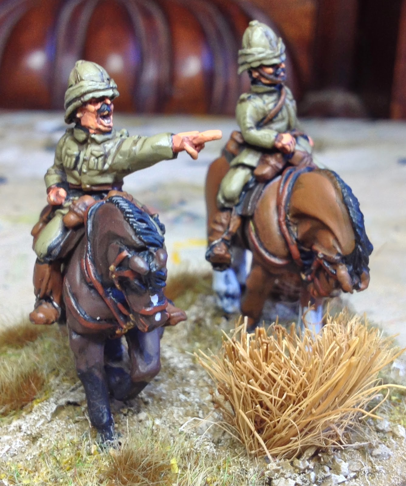 lonely gamers british mounted officers old glory miniatures. Black Bedroom Furniture Sets. Home Design Ideas