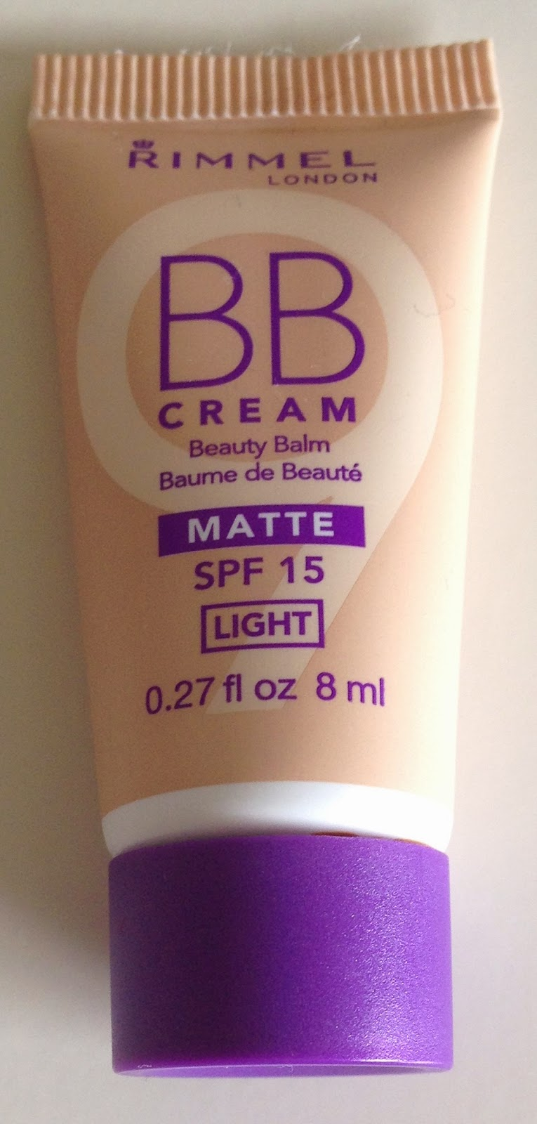 beautyswot rimmel london bb cream matte light review. Black Bedroom Furniture Sets. Home Design Ideas