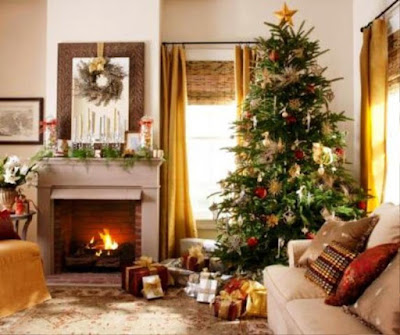 Dekorasi Rumah Untuk Menyambut Natal 80004