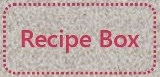 Ziplist Recipe Box