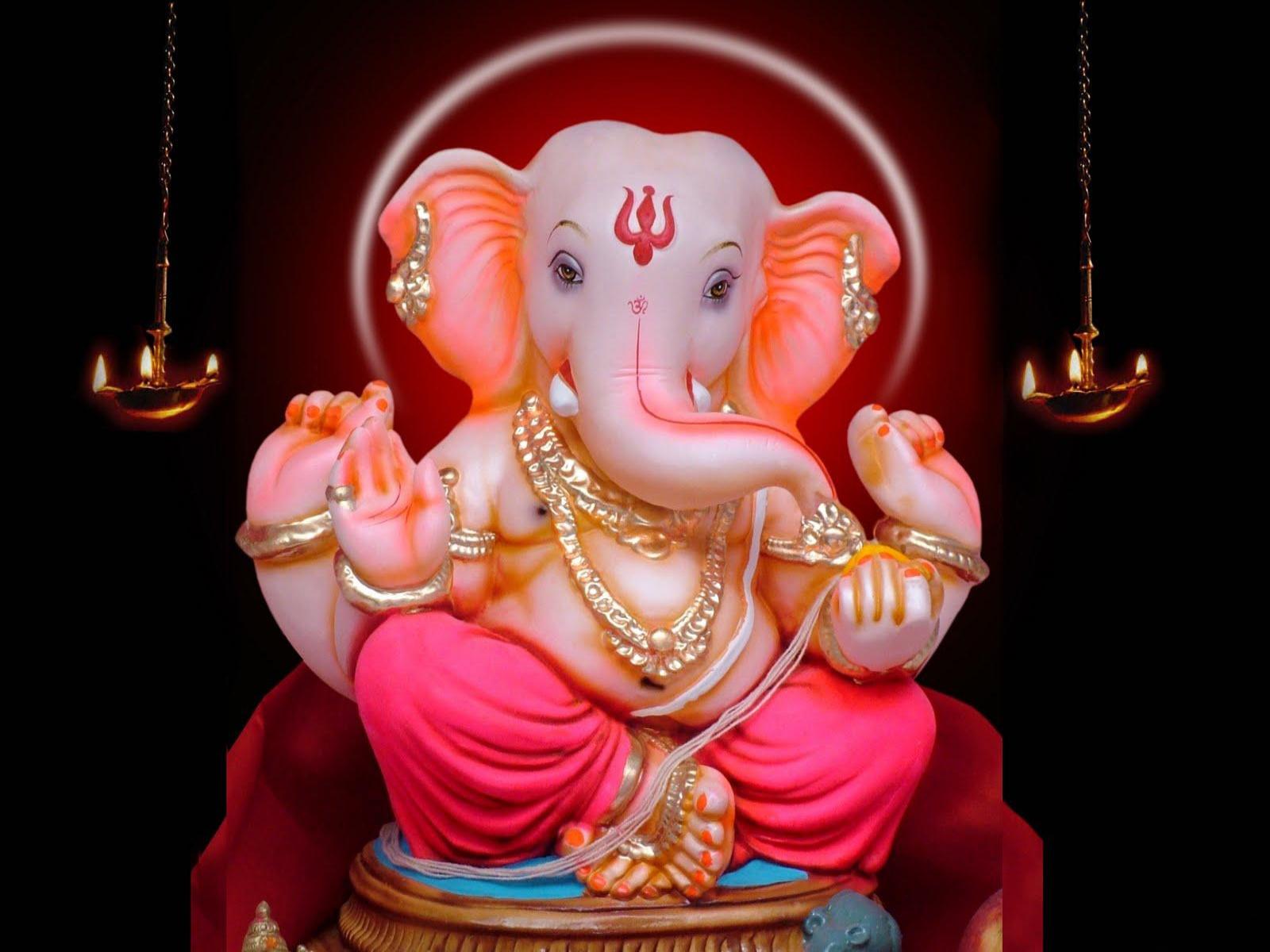 Ravishment Lord Ganesha