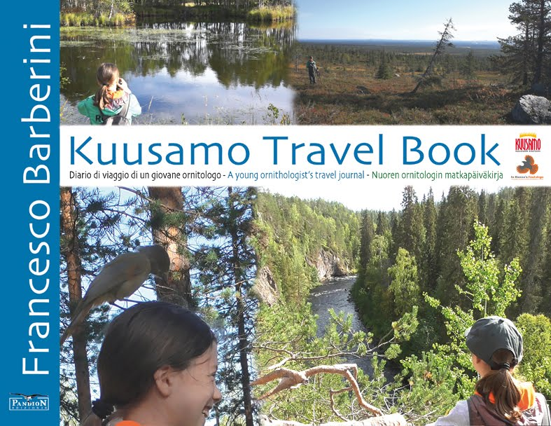 Kuusamo Travel Book