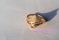 Cincin Xuping Crown (Mahkota)