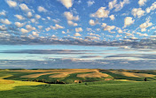 The Views are incredible in the Palouse!
