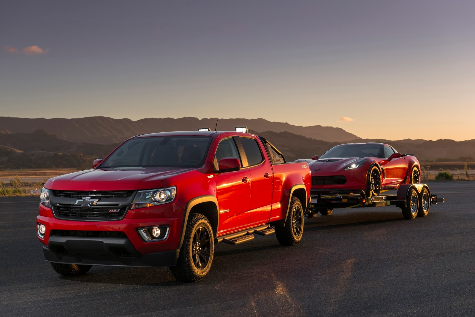 rack it truck racks 2016 chevrolet colorado. Black Bedroom Furniture Sets. Home Design Ideas