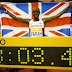 Mo Farah breaks indoor world record
