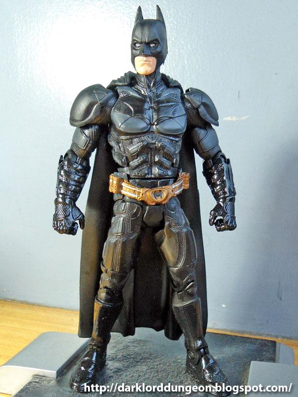 Dark Lord Dungeon The Dark Knight Rises Movie Masters Batman