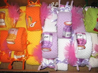 A me piace cosi 39 bomboniere con canovacci lumache for Animali con asciugamani