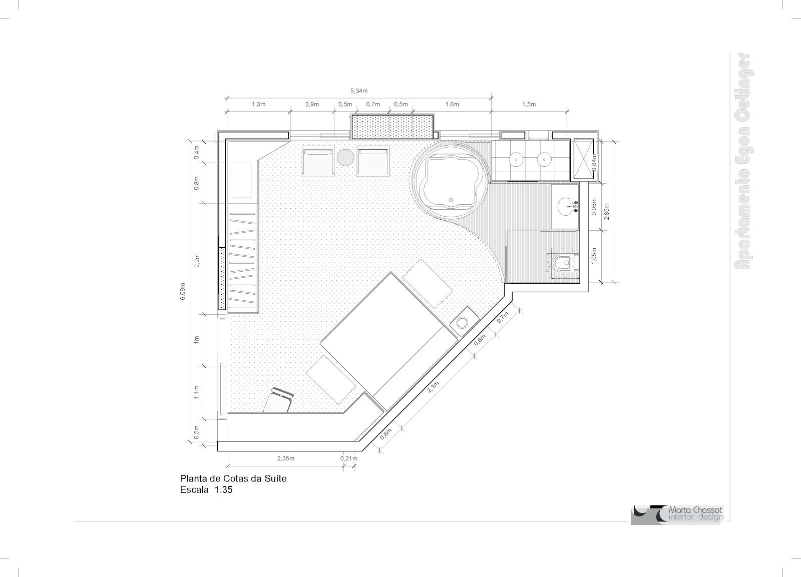 Sr. Egon Oetinger Projeto Executivo Design de Interiores #242728 1600 1153