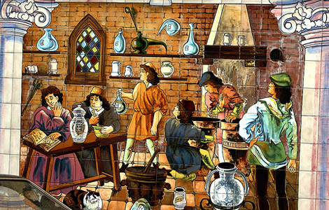 Paseo en el siglo xvll surgimiento del mole en el siglo for Como se cocina la col
