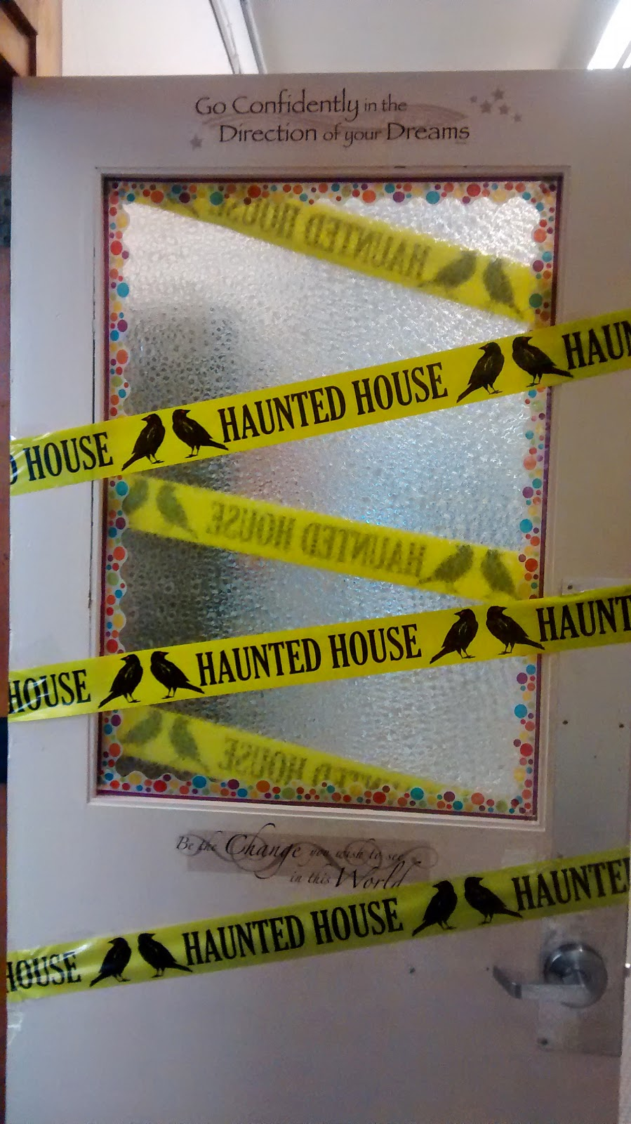 Haunted House Math Haunted House Tape Around The