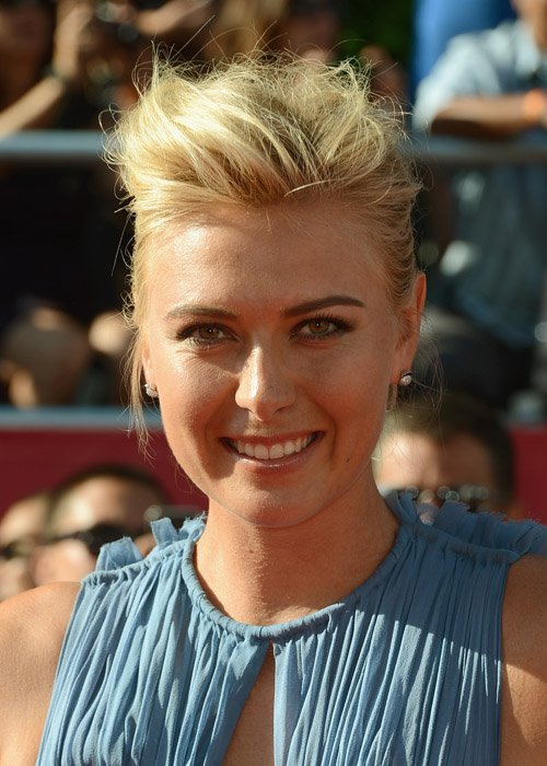 Maria Sharapova & Lindsey Vonn Shine at 2012 ESPY Awards » Gossip | Maria Sharapova