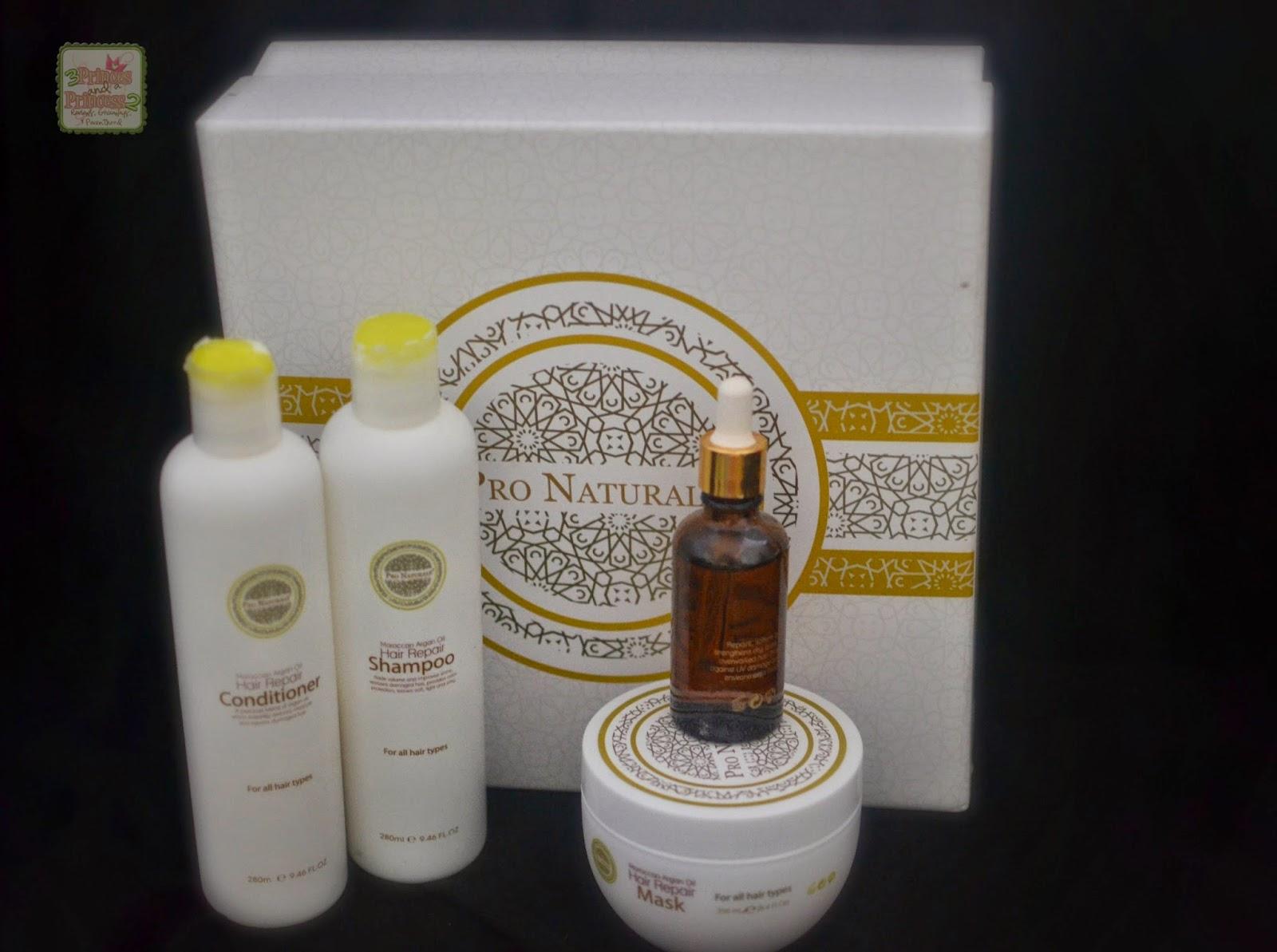 Pro Naturals Hair Repair System