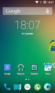 HTC Incredible S VivoPop Android 5.1.1