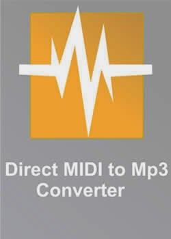 Direct MIDI to MP3 Converter 6.2.2.47