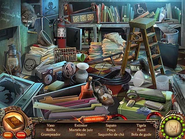 Nightfall Mysteries - A Conspiração do Manicômio PT-BR Portable